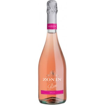 Zonin Rose (Зонин Розе) 0,75 л Шампанское и игристые вина