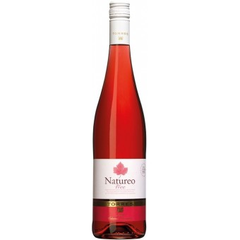 вино Natureo Rose 0,75 L (Натурео Розе (безалкогольное) 0,75 л)