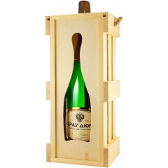 Abrau-Durso Imperial Brut L'Art Nouveau 3L (Абрау-Дюрсо Империал Брют Л'Арт Нуво 3 л) в подарочной упаковке Шампанское и игристые вина