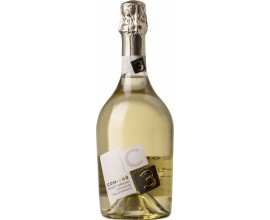 Con-Tre Pinot Grigio Spumante Millesimato Extra Dry 0,75L (Кон-Тре Пино Гриджио Спуманте Миллезимато Экстра Драй сухое 0,75л)