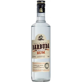 ром Barbuda Original White Rum 0,7L (Барбуда Ориджинал белый 0,7л)