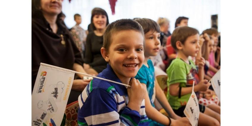 Пожертвования в детский дом