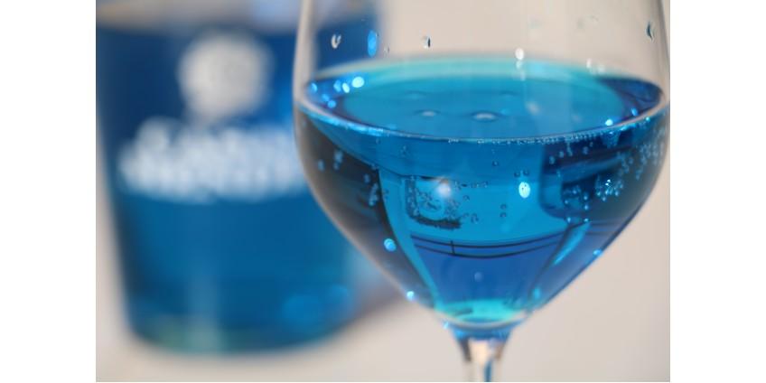 Голубое вино из Португалии Bacalhoa Alianca Casal Mendes Blue!