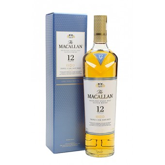 Macallan Triple Cask Matured 12 Years Old 0.7l (Макаллан Трипл Каск Мейчурд 12 лет 0.7л)