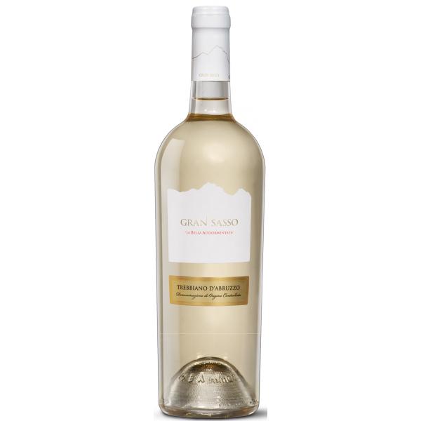 Вино белое сухое Trebbiano d'Abruzzo La Bella Addormentata ...